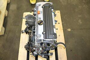 2014-2015 Honda Civic Si 2.4L DOHC VTEC K24Z7 Engine Motor Long Block / Low comp