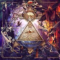 Ten - Illuminati (NEW CD ALBUM)