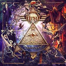 Ten - Illuminati (NEW CD ALBUM)