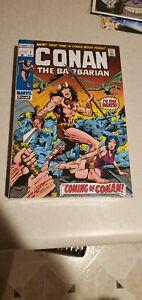 Conan the Barbarian Original Marvel Years Vol 1 Omnibus DM HC Marvel Sealed