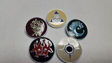 Ravnica Allegiance Guild Kit - GUILD LOGO PIN SET - All 5 / 1x Each MTG