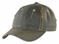 District New Rip & Low Profile Baseball Golf Hat Unstructured Twill Cap. DT612