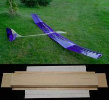 "174"" wing span Sagitta XC R/c Glider short kit/semi kit and plans"