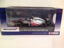 CC56702 Vodafone McLaren Mercedes MP4-28 2013 race car Special Edition