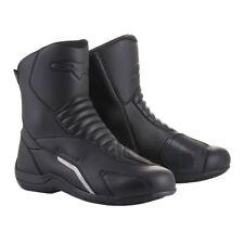 Alpinestars Ridge V2 Motorcycle Waterproof Drystar Boots Black  BNIB SALE