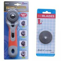 Assorted 60mm Diameter 1 Piece Milward Rotary Cutter