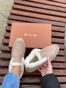 Loro Piana Women Shoes new