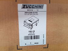 ZUCCHINI 55635052 SB - TAP-OFF BOX cassetta derivazione 63A IP55 fusibili 22x58
