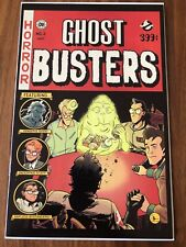 Ghost Busters  Get Real #2 Sub Variant IDW 2015 NM/NM+