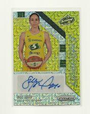 2020 Panini WNBA Prizm SUE BIRD SP Mojo Prizm Refractor Autograph #d 19/25