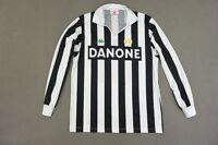 1992-94 JUVE kappa Juventus Turin Home Football Shirt ITALIA SIZE XL