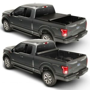 TruXedo TruXport Tonneau Roll Up Cover for 15-21 Ford F150 6.5 Ft Bed 298301