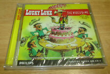 Lucky Luke SEALED - Philips CDI CD-I videogame 1991 vintage retrogame retro