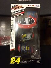 "2009 1/64 Winners Circle #24 Jeff Gordon 2 Car Set Limited Edition ""1 of 5,000"""