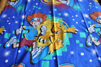 VINTAGE / duvet cover / Digimon Digital Twister / housse de couette
