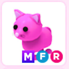Mega MFR  Pink Cat - Adopt me pet !