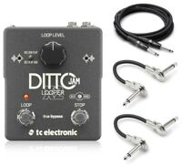New TC Electronic Ditto Jam X2 Looper Guitar Loop Effects Pedal!