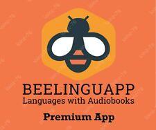 Beelinguapp | Android App | Premium 2020 Full Version | Subscription Included