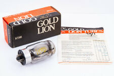 More details for gold lion kt88 valve - new old stock (1995), tested, three available