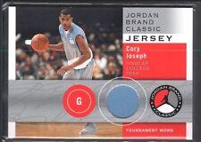 CORY JOSEPH 2011/12 SP AUTHENTIC JORDAN BRAND CLASSIC GAME JERSEY FINDLAY SP