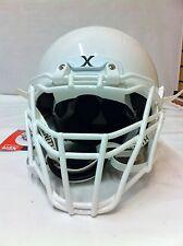 Xenith X2E+ Youth Football Helmet LARGE White/White PREDATOR Mask