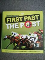 First Past The Post DVD Horse Racing Betting Game - GAME NIGHT - XMAS - SEALED