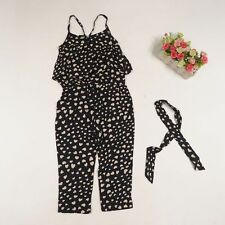Unbranded Cotton Blend Jumpsuits & Playsuits for Girls (2-16 Years)