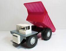 Vintage Soviet TOY dump truck BELAZ metal toy USSR