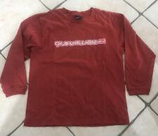 T Shirt ML QUIKSILVER  T 8 Ans