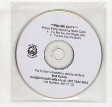 (IH17) Prince Fatty, For Me You Are ft Hollie Cook - DJ CD