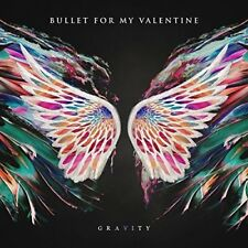 Bullet For My Valentine - Gravity (NEW DELUXE CD)