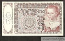 Nederland - Netherlands 25 Gulden Prinsesje 1943 I Aunc  - 6AM001756