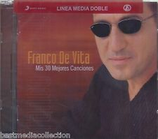 SEALED - Franco De Vita CD NEW Mis 30 Mejores Canciones 2 Disc Set BRAND NEW