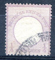 GERMANY Yvert # 13 Used VF