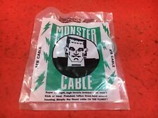 NOS VINTAGE MONSTER CABLE BRAKE CABLE BMX FREESTYLE RACING
