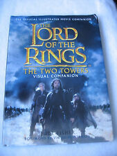 The Lord of the Rings The Two Towers Visual Companion Jude Fisher 2002 Hardcover