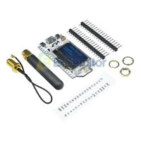 2PCS 868MHz-915MHz LoRa IOT SX1276 OLED ESP32 Wifi Bluetooth Development Board