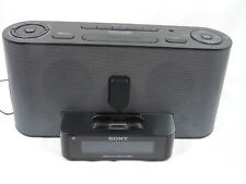 Sony Dream Machine FM/AM Clock Radio Dual Alarm ICF-C1iPMK2 iPod iPhone Dock