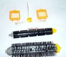 Roomba 700  Beater + Bristle + side Brush + hepa filters 770 760 780 500 790 595
