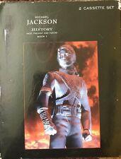 HISTORY: Michael Jackson Past, Present and Future, Book I CD, Jun-1995-