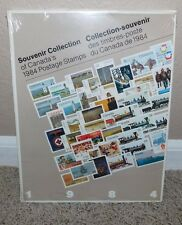 1984 Souvenir Collection of CANADA's Postage Stamps MINT NEW IN BOX  Shrink Wrap