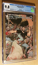 The Walking Dead #158 1st Print Arthur Adams Whisperers War Part 2 CGC 9.8 NM+/M