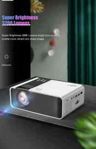HD Mini Projector TD90 Native 1280 x 720P LED Android WiFi Projector Luxury