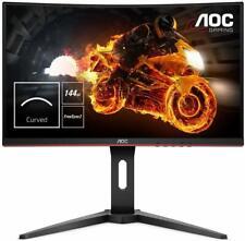 AOC Gaming C24G1 59,9 cm 23,6 Zoll Curved Monitor Full HD HDMI 144 Hz 1ms D57128
