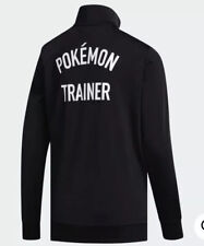 Pokemon Trainer Tracksuit Adidas Size Age 13-14 Yrs New With Tags