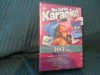 """DVD NEUF """"MES SOIREES KARAOKE : ANNEE 2013, VOLUME 1"""""""