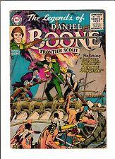 The Legends Of Daniel Boone No.2  : 1956 :  : Scarce! :