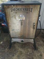 "Smoker Camp Chef Smoke Vault 24"" Propane Gas Smoker  USED"