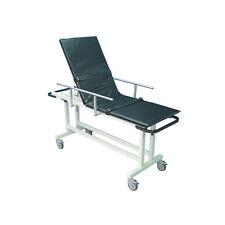 MRI Stretcher with Fowler Backrest  1 ea