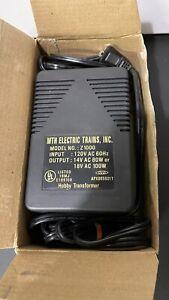 MTH Z-1000 100 Watt Output Transformer